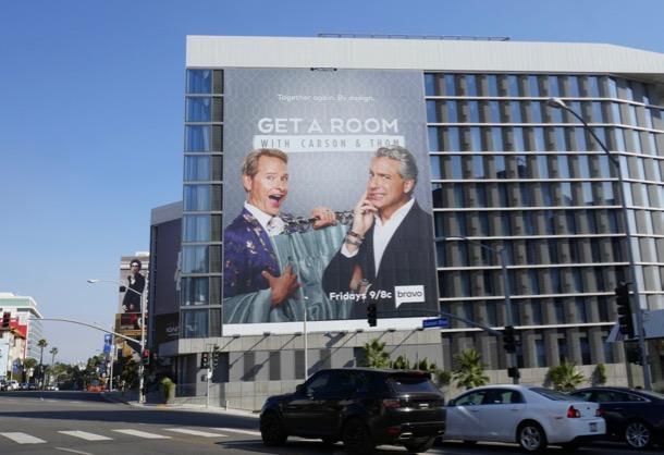Get a Room Carson Thom billboard
