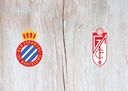Espanyol vs Granada -Highlights 1 September 2019