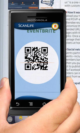 5 best free Android QR code scanners for you - Android Circle