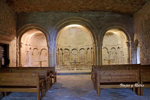 Iglesia de San Juan de la Peña, Huesca