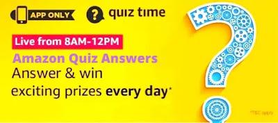 Amazon Quiz Answers Today 30th June 2020: Win Sony 1000XM3 Headphones