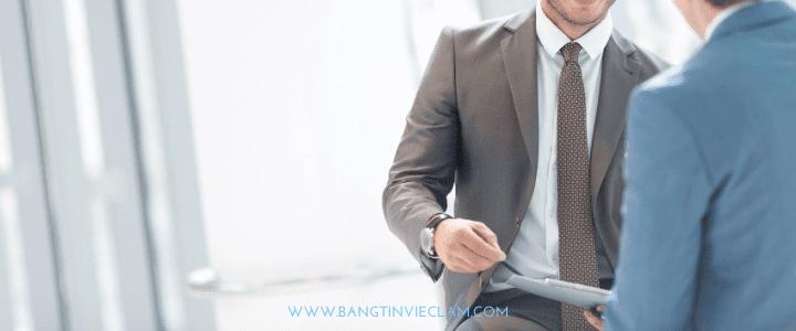 Bạn cần tìm hiểu gì về công ty trước khi đi phỏng vấn?