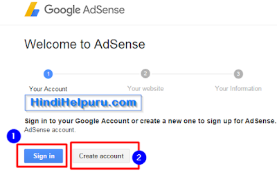 adsense Me Website Blog Ka Name kaise Dale