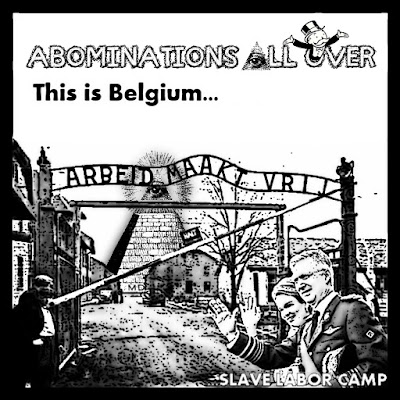 ABOMINATIONS ALL OVER - This is Belgium... EP (2016)