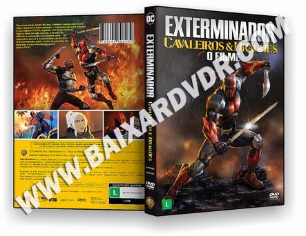 Exterminador – Cavaleiros e Dragoes 2020 DVD-R OFICIAL