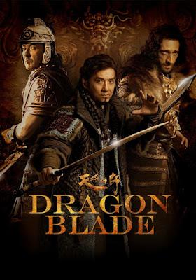 Dragon Blade 2015 DVD R1 NTSC Latino