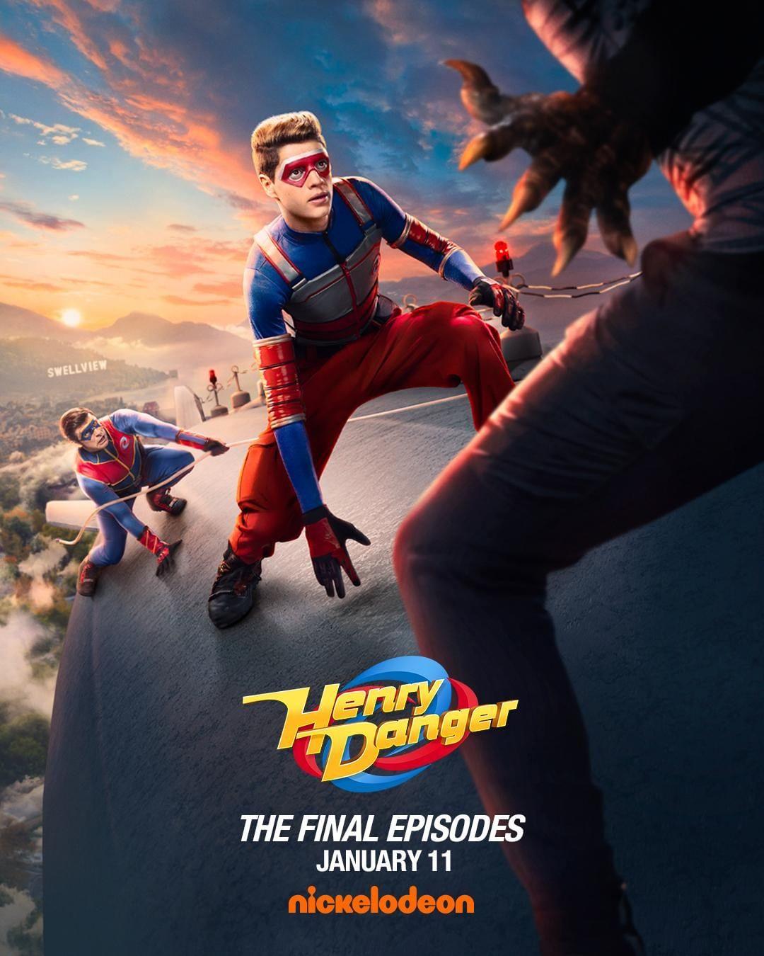 Henry Danger Final Episodes January 2020 | Видео