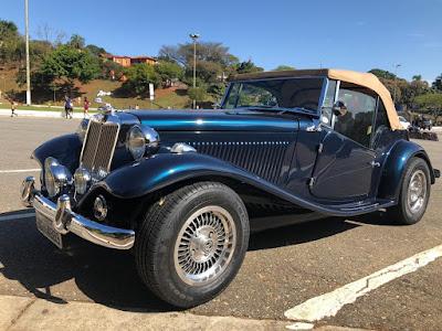 O MP Lafer azul: o caçula da família Meneguin.
