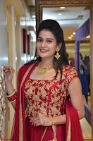 Jenny Honey in Stunning Dark Red Anarkali Dress at Splurge   Divalicious curtain raiser ~ Exclusive Celebrities Galleries 094.JPG