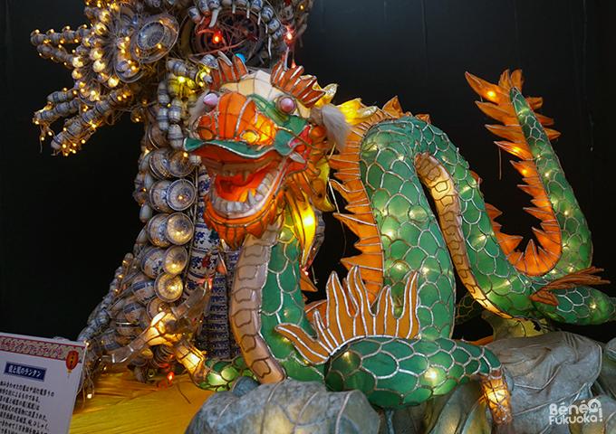 Festival des lanternes de Nagasaki
