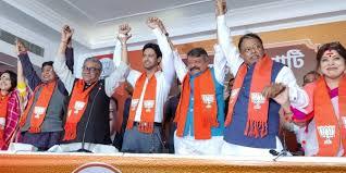 Bengali actor Yash Dasgupta join BJP