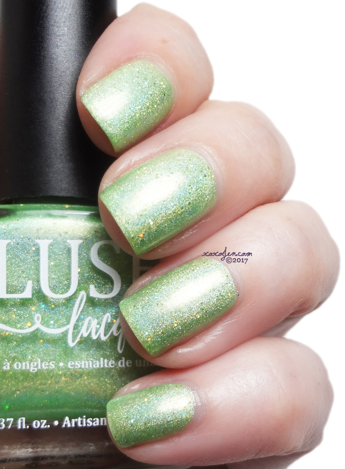 xoxoJen's swatch of Blush Mojito Mondays
