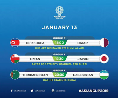 TURKMENISTAN VS UZBEKISTAN LIVE STREAMING AFC 2019 (13.1.2019)