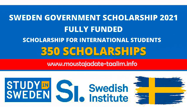 هاام للطلاب العرب منح المعهد السويدي في السويد 2021 | ممول بالكامل | التفاصيل الكاملة