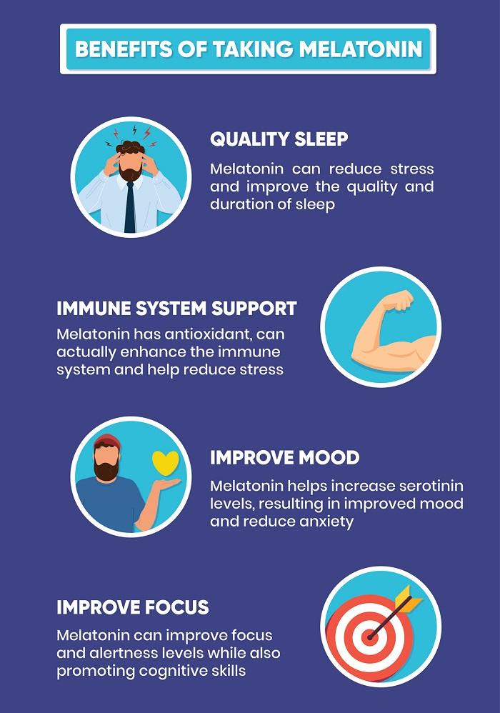 Benefits of Taking Melatonin