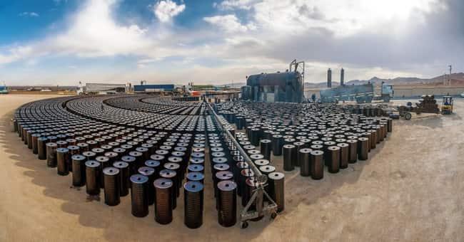 Những nước có sản lượng tiêu thụ dầu hàng đầu thế giới