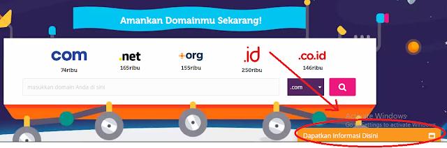 Beli Domain Gampang dan Cepat di Jagoanhosting.com