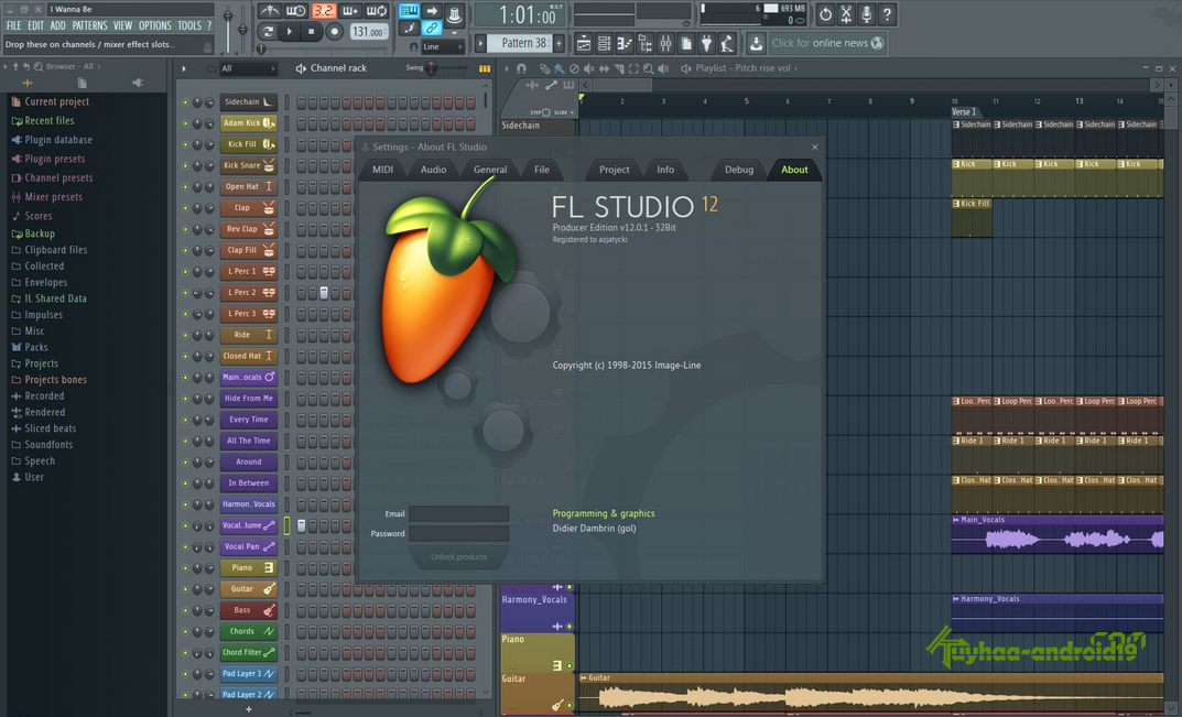 Fl studio 12 5 free download full version crack | FL Studio 12 Crack