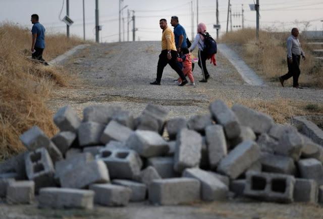 Συρία: Ξεκίνησαν οι επαναπατρισμοί προσφύγων στην «ασφαλή ζώνη»