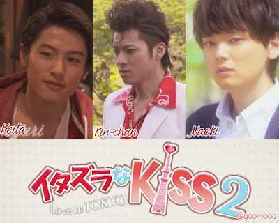 Sinopsis Itazura Na Kiss 2 - Love in Tokyo Episode