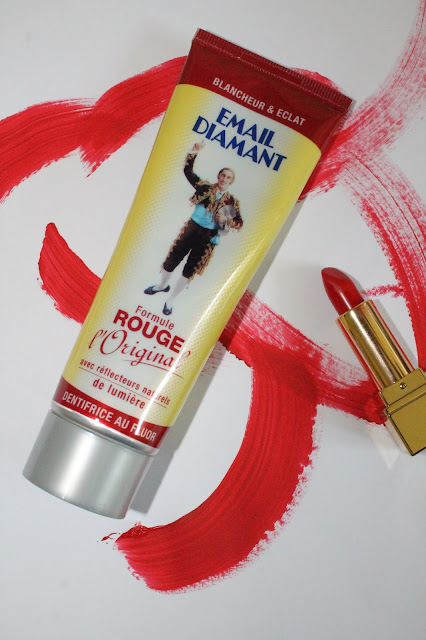 Dentifrice Quotidien Formule Rouge L'Original - Email Diamant