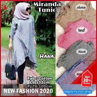 FLF0213F82 Miranda Tunik Terbaru BMGShop