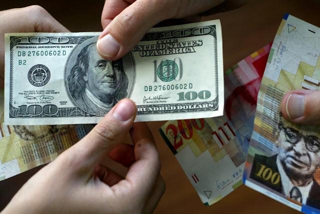أسعار صرف العملات فى ليبيا اليوم الإثنين 25/1/2021 مقابل الدولار واليورو والجنيه الإسترلينى
