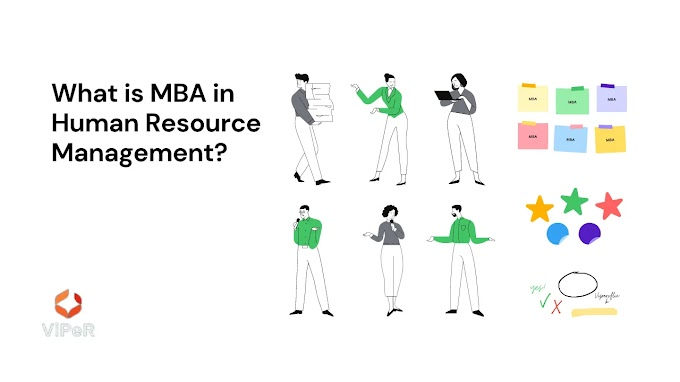 What is MBA in Human Resource Management?