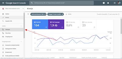 Mengatasi Masalah Noindex Blogger pada Google Search Console