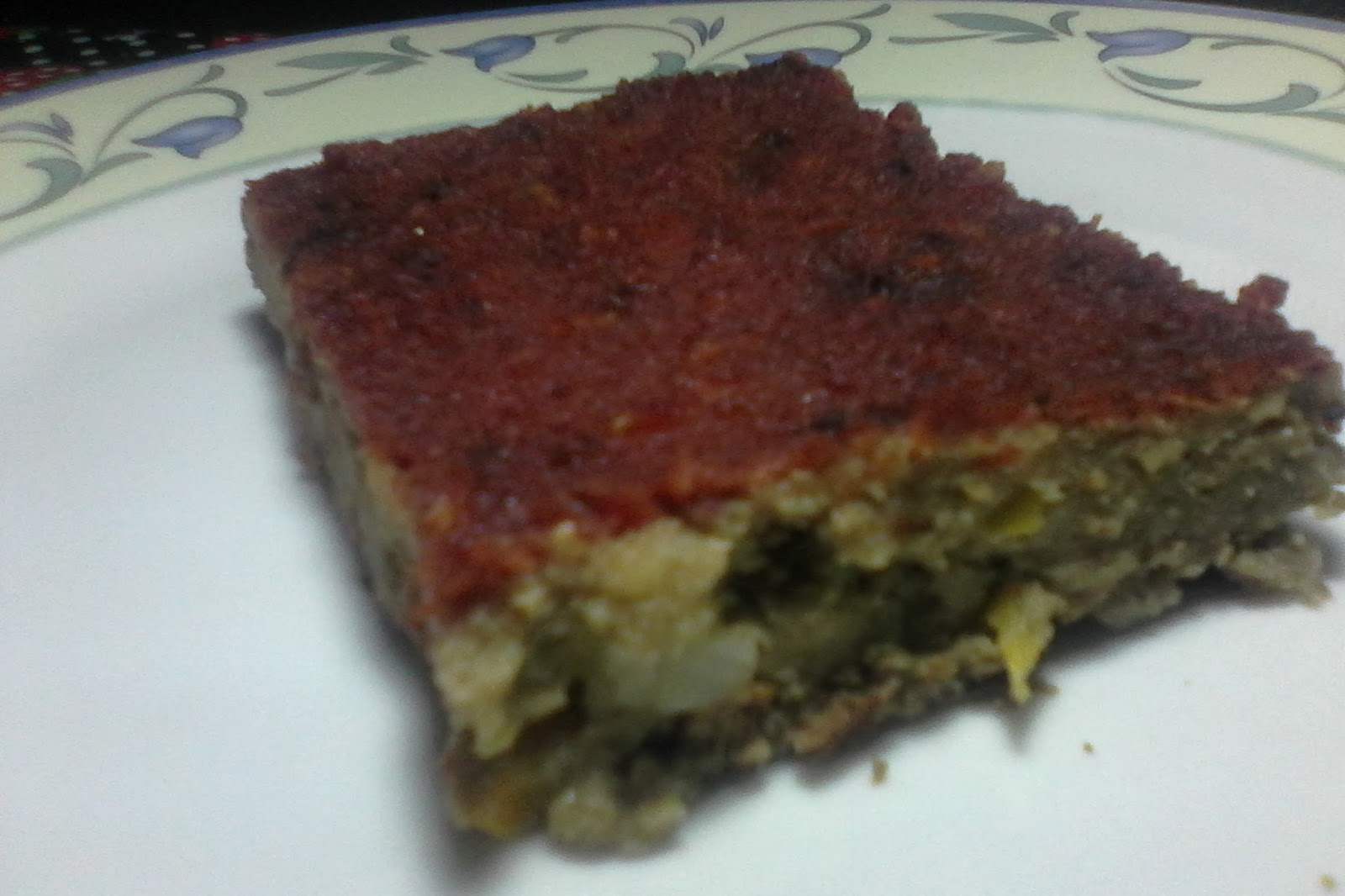 Cocina latina alkaline meatloaf dr sebi approved if someone would have made me this meatloaf and told me it was real meat not mushroom garbanzos i would have believed them since this recipe is forumfinder Gallery