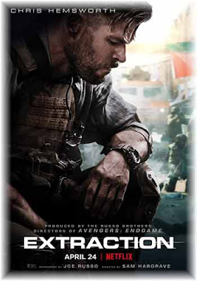 Extraction 2020 Dual Audo 720p NF HDRip
