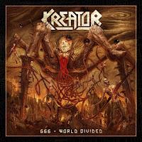 """Το single των Kreator """"666 - World Divided"""""""