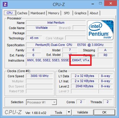 CPU - Z