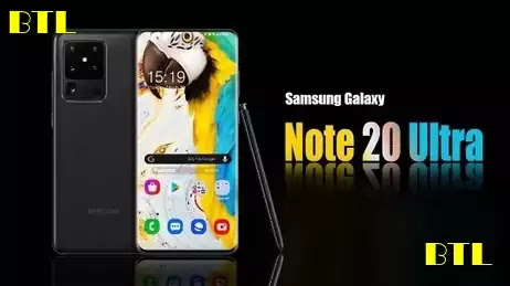 Samsung-Galaxy-Note-20-Ultra-Specifications