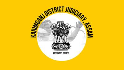 Karimganj-District-Judiciary-Logo