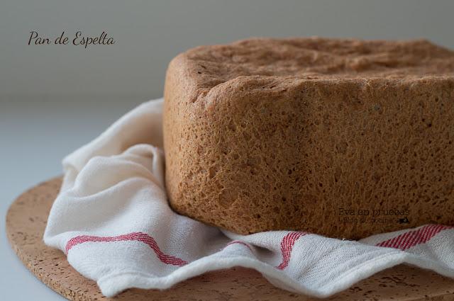 Pan de Harina de Espelta
