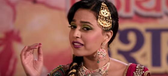 Aye Sakhi Ooh Lyrics (Anaarkali Of Aarah) - Pavni Pandey Full Song HD Video