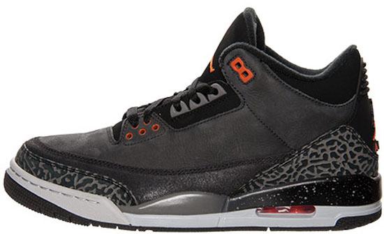 new style 6f948 4b274 Air Jordan 3 Retro (01 18 2014) 136064-401 Dark Powder Blue White-Black-Wolf  Grey  170.00