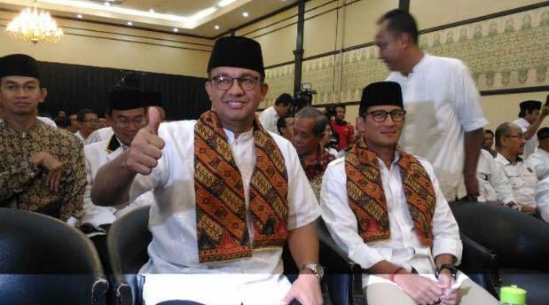 Ingatkan Anies-Sandi, Komnas HAM: Jangan seperti Mantan Gubernur Ahok