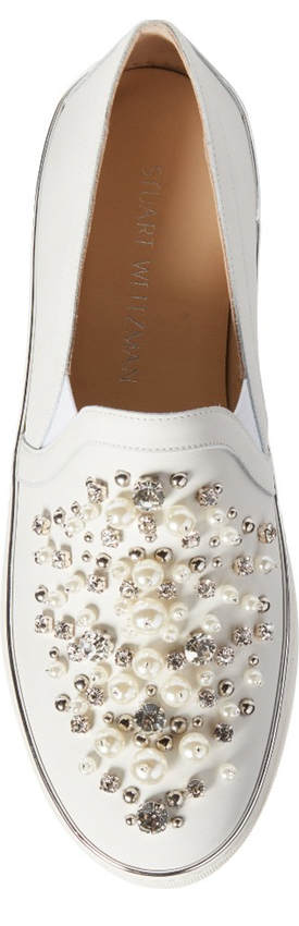 STUART WEITZMAN Decor Slip-On Sneaker