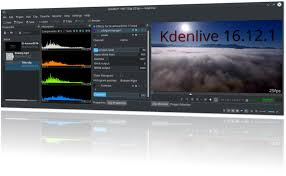 Kdenlive Video Editing Software