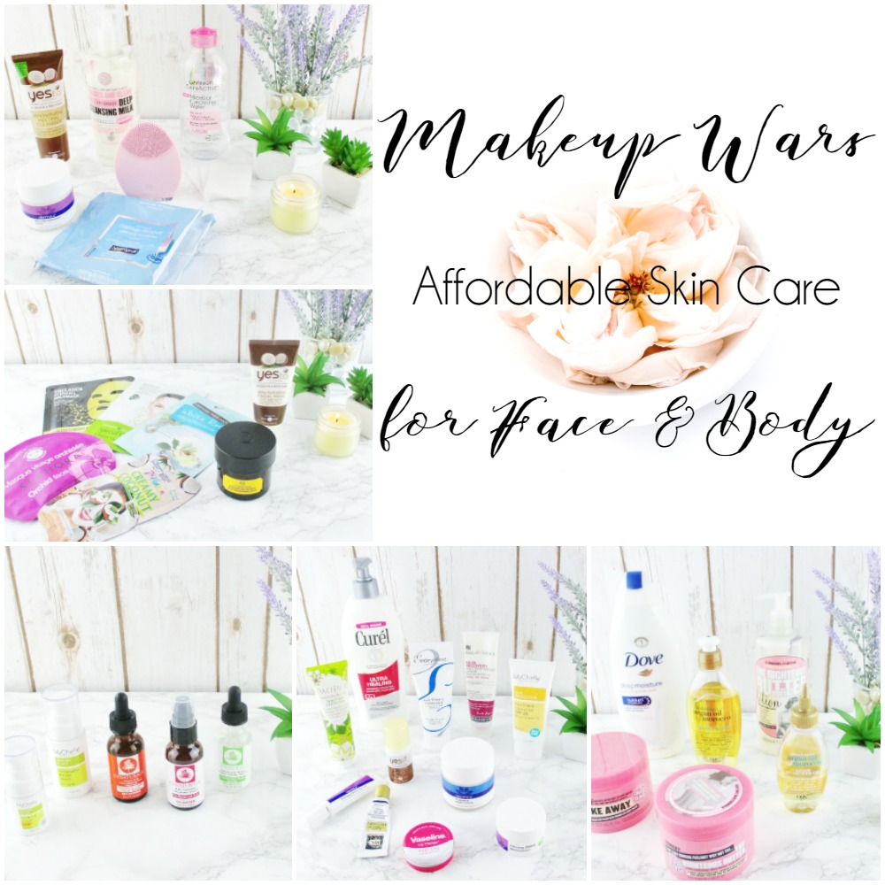 affordable-skincare-for-face-&-body-makeup-wars