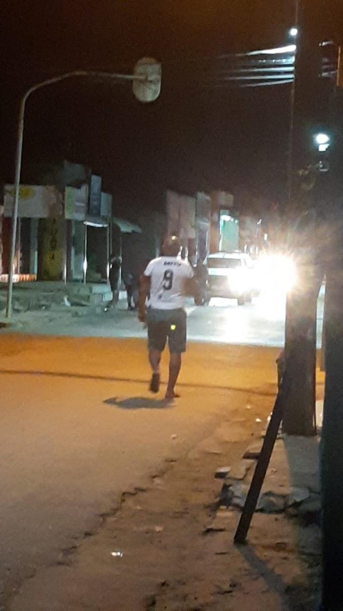 Após prestarem esclarecimentos, jovens conduzidos são liberados em São Bernardo-MA