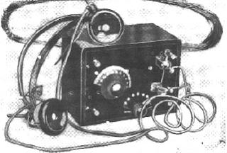 primeros receptores lanzados al mercado en 1922