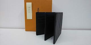 ルイ・ヴィトン 二つ折り財布 アメリゴ・ダミエグラフィット 新品未使用の状態 59,500円でお買取り致しました