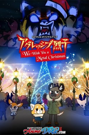 Aggretsuko: We Wish You a Metal Christmas [Lat/Cast/Ing/Jap+Sub] [WEB-DL 1080p]