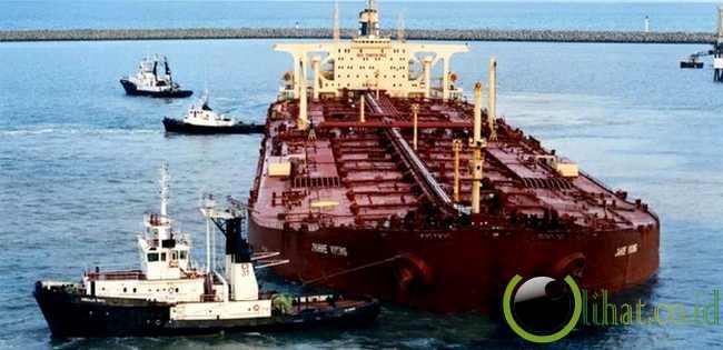 Knock Nevi's: Kapal Terbesar yang Pernah Dibuat