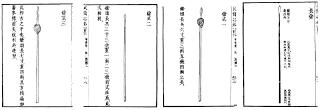 Ming Dynasty Long Spear