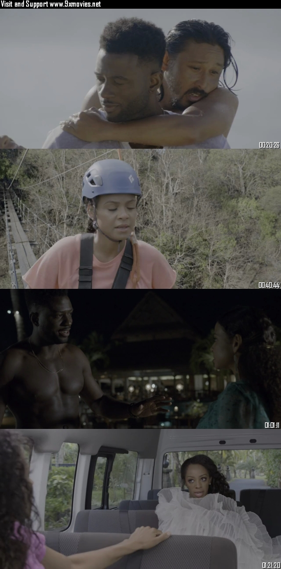 Resort to Love 2021 Dual Audio Hindi 720p WEB-DL 800mb