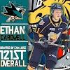 2021 #NHLDraft Availability: Ethan Cardwell | 121st Overall | San Jose Sharks